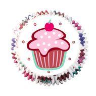 Forminha de Papel para Cupcake Be My Cupcake - Wilton