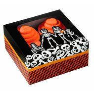 GraveYard 4 Cavity Cupcake Box - Wilton