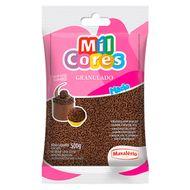 Granulado Macio de Chocolate (500g) - Mil Cores