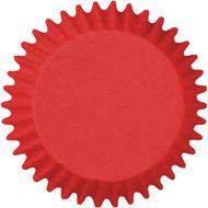 Forminha para Cupcake Mago (45uni) - Vermelha