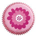 Forminha de Papel para Cupcake Pink Party - Wilton