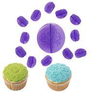 Kit para Decorar cupcake Corações (14 peças) - Wilton