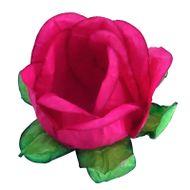 Forminha Flor para Doces (40 uni) - Pink