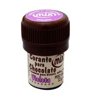 Corante para Chocolate Mix - Violeta