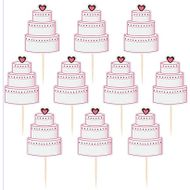Wedding Cake Picks - Wilton