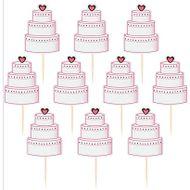 Wedding Cake Picks - Wilton