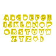 Conjunto Cortadores Letras 3 Pequeno - BlueStar