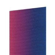 Fita Gorgurão Degradê Azul e Rosa (3,8cm x 10m) - Progresso