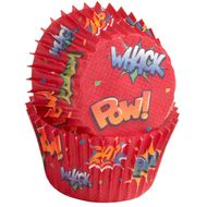 Pow Mini Baking Cups - Wilton
