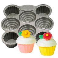 Assadeira Bolo de Multi Cupcake - Wilton