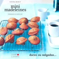 Mini Madeleines (Cooklovers)
