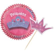 Princess Cupcake Combo Pack - Wilton