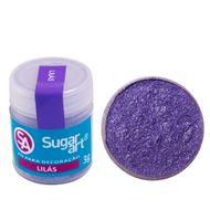 Corante em Pó 3g Sugar Art - Lilás