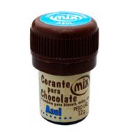 Corante para Chocolate Mix - Azul