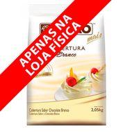Cobertura Sicao Mais Chocolate Branco Gotas (2,05kg) - Sicao