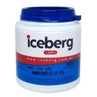 Corante Hidrossolúvel em Pó (100g) Iceberg - Amarelo