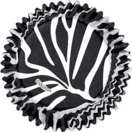 Zebra ColorCups Baking Cups - Wilton