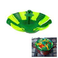 Cozedor de Vegetais Steamer Retrátil - Prana