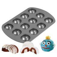12 Cavity Orb Cakes Mini Cake Pan - Wilton