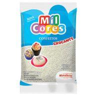 Confeito Miçanga Mil Cores n°0 (500g) - Branco