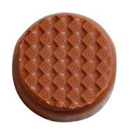 Placa de Textura para Chocolate e Bolo (40 x 30cm) - Quadradinho