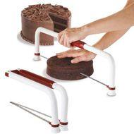 Nivelador de Bolo Ultimate Cake Leveler - Wilton