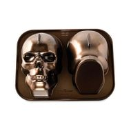 Forma de Bolo Caveira 3D - Nordic Ware