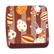 Transfer para Chocolate Páscoa 40 x 30cm - Ovos