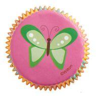 Forminha de Papel para Cupcake Modern Garden Party  - Wilton