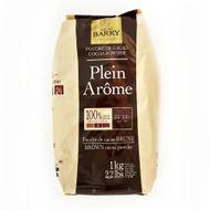 Cacau em Pó Plein Arôme 22/24% Gordura (1kg) - Cacao Barry