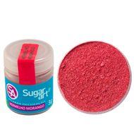 Corante em Pó 3g Sugar Art - Vermelho Morango