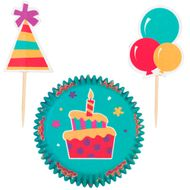 Celebration Cupcake Combo Pack - Wilton