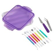10-Pc. Fondant and Gum Paste Tool Set - Wilton