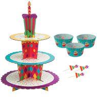 Suporte para Cupcake Celebração - Wilton