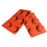 Mono Porção Rose - Silikomart