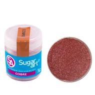 Corante em Pó 3g Sugar Art - Cobre