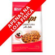 Cobertura Gotinhas Forneáveis Chips ao Leite (1,01kg) - Sicao
