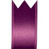 Fita Cetim Simples Progresso (0,7cm x 100m) - Violeta
