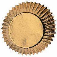 Forminha para Cupcake Mago (50uni) - Dourada