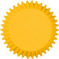 Forminha para Mini Cupcake Mago (45uni) - Amarelo Girassol