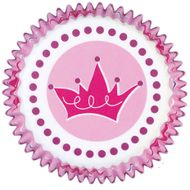 Forminha de Papel para Cupcake Princess - Wilton