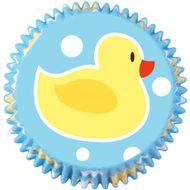 Forminha de Papel para Cupcake Ducky - Wilton