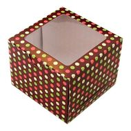 Caixa Pois - 1 Cupcake (5 uni)