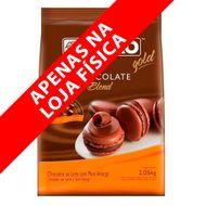 Chocolate Sicao Gold Blend ao Leite com Meio Amargo Gotas (2,05kg) - Sicao