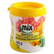 Corante em Pó Coralim Mix 100g - Amarelo Damasco