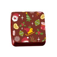 Transfer para Chocolate (40 x 30cm) Enfeites de Natal - Stalden