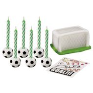 Kit Velas Futebol - Wilton
