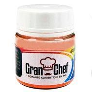 Corante Lipossolúvel em Pó para Chocolate Laranja (5g) - Gran Chef