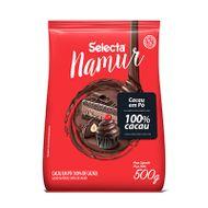 Cacau Alcalino em Pó 100% (500g) - Selecta Namur Mix