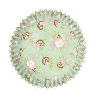 Forminha para Cupcake Mago (45uni) - Flores